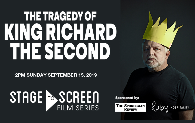 Stage to Screen Tragedy of King Richard the Second